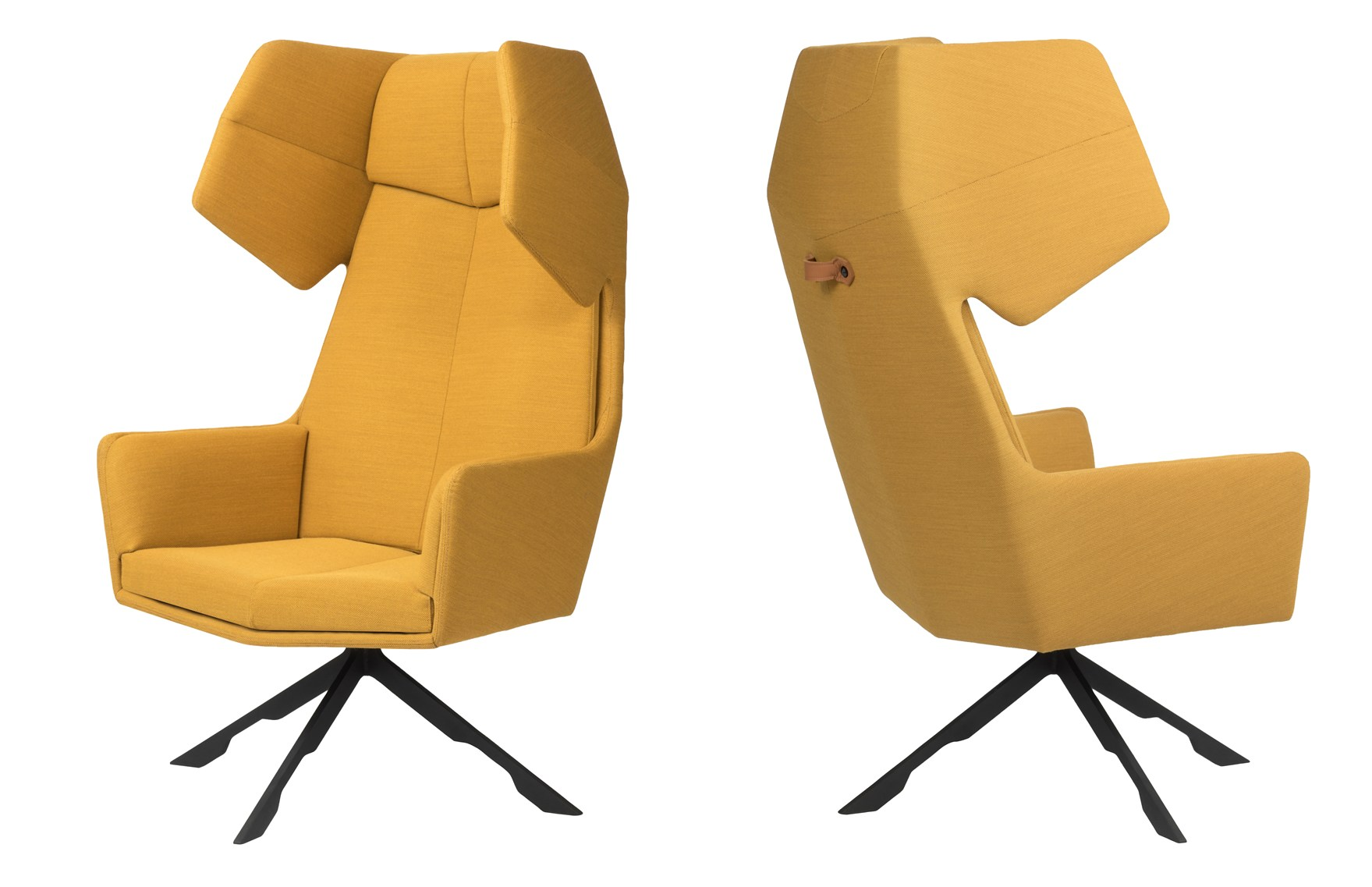 Rama for palau 2016 lounge chair - Rama Armchairs By Arik Levy For Palau