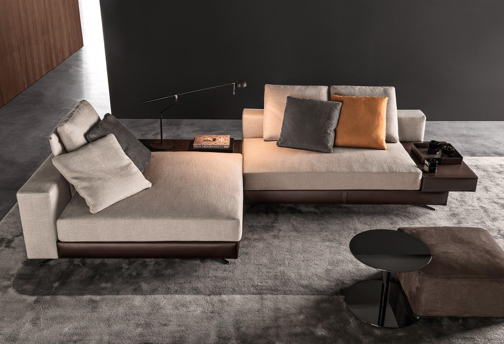 White Seating System by Rodolfo Dordoni for Minotti