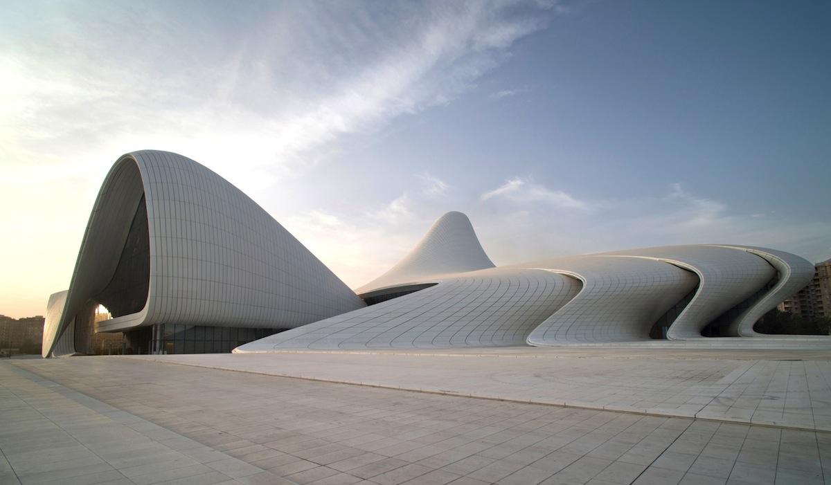Zaha Hadid S Greatest Buildings Sohomod Blog