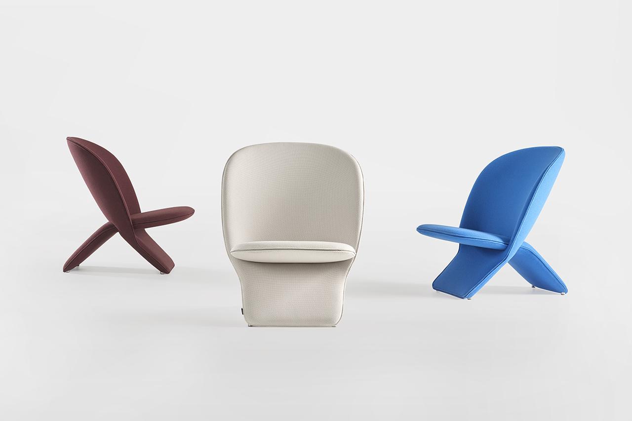 Niloo Chairs by Khodi Feiz for Artifort