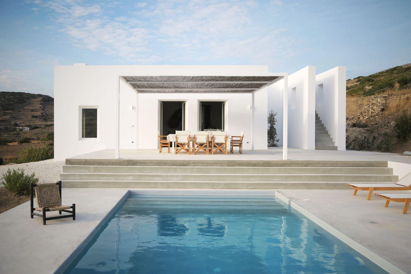 Rent Penthouse in Paros