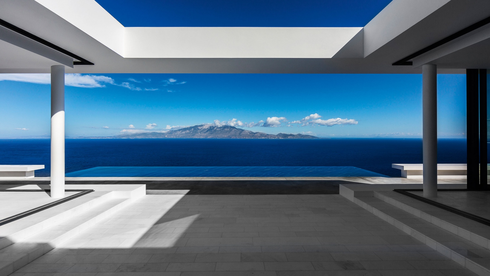 the silver house in zakynthos, greece,olivier dwek