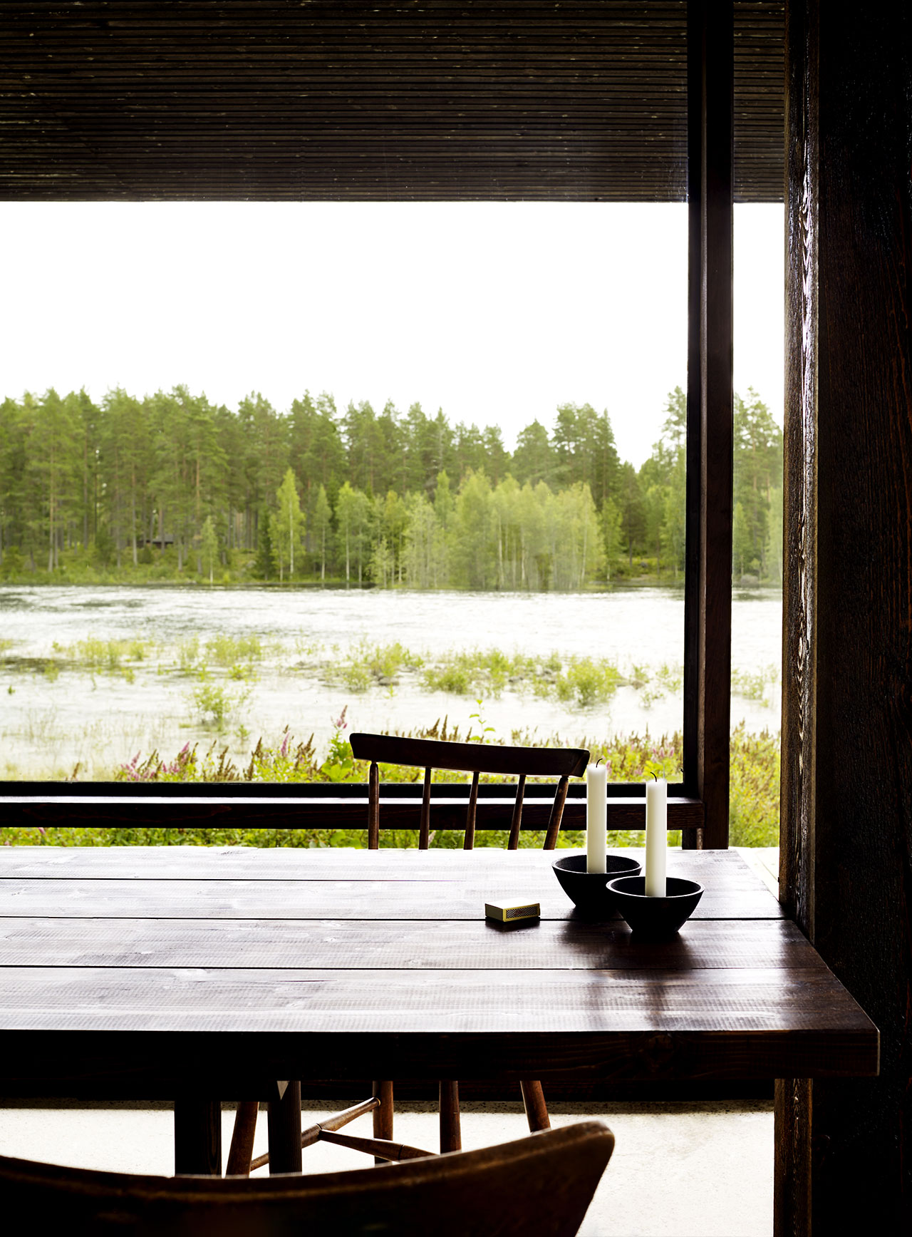 The Summer House of Architect Buster Delin in Sweden Sohomod Blog