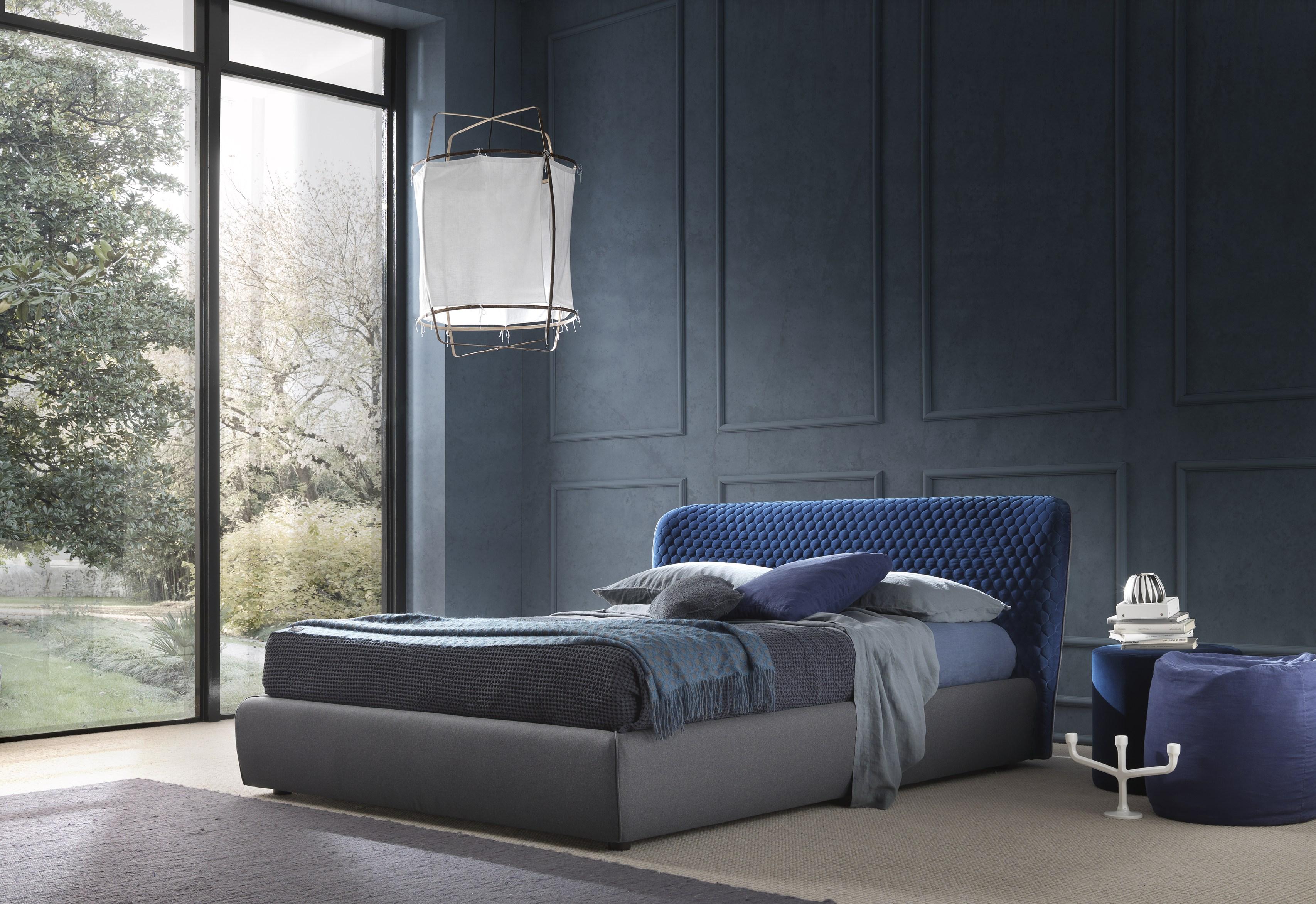 Corolle Bed by Bolzan Letti