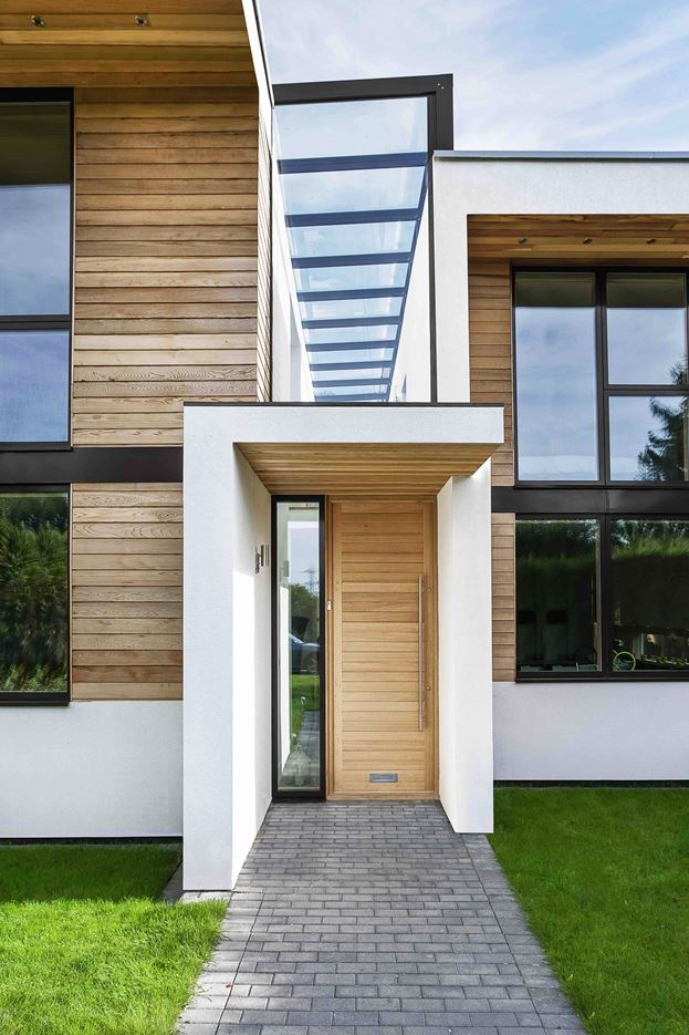 The Wrap House in Reculver, United Kingdom by OB Architecture