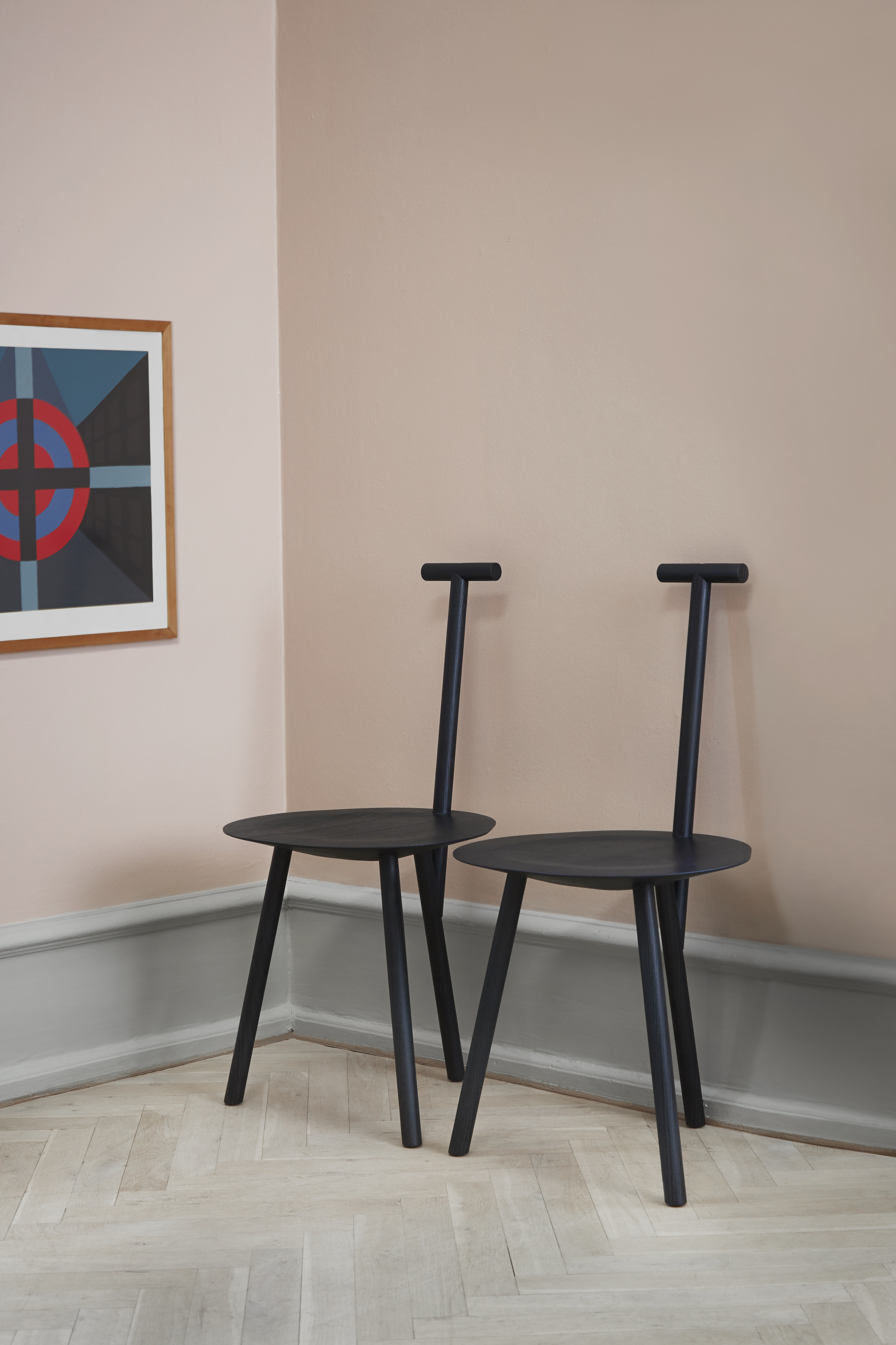 Spade Chairs by Faye Toogood for Please Wait to be Seated