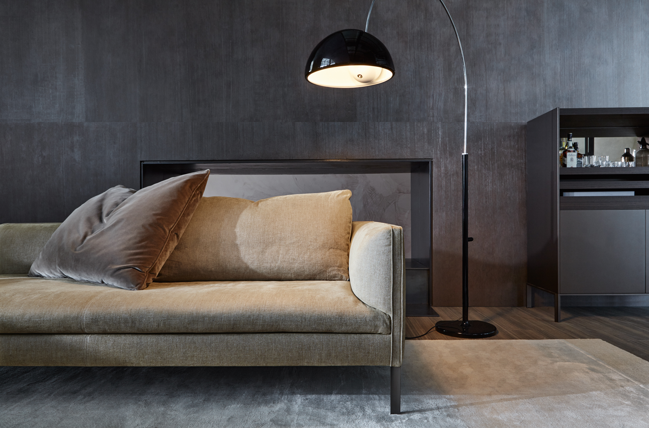 Paul Sofa By Vincent Van Duysen For Molteni Amp C Sohomod Blog