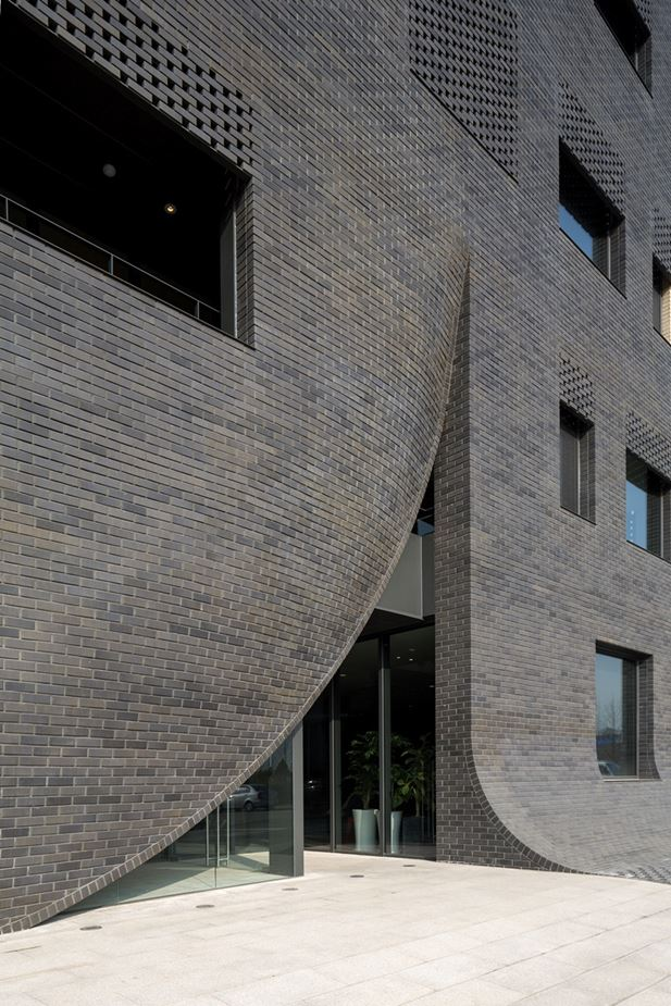MU:M Office Building in Gyeonggi-do, South Korea by Wise Architecture