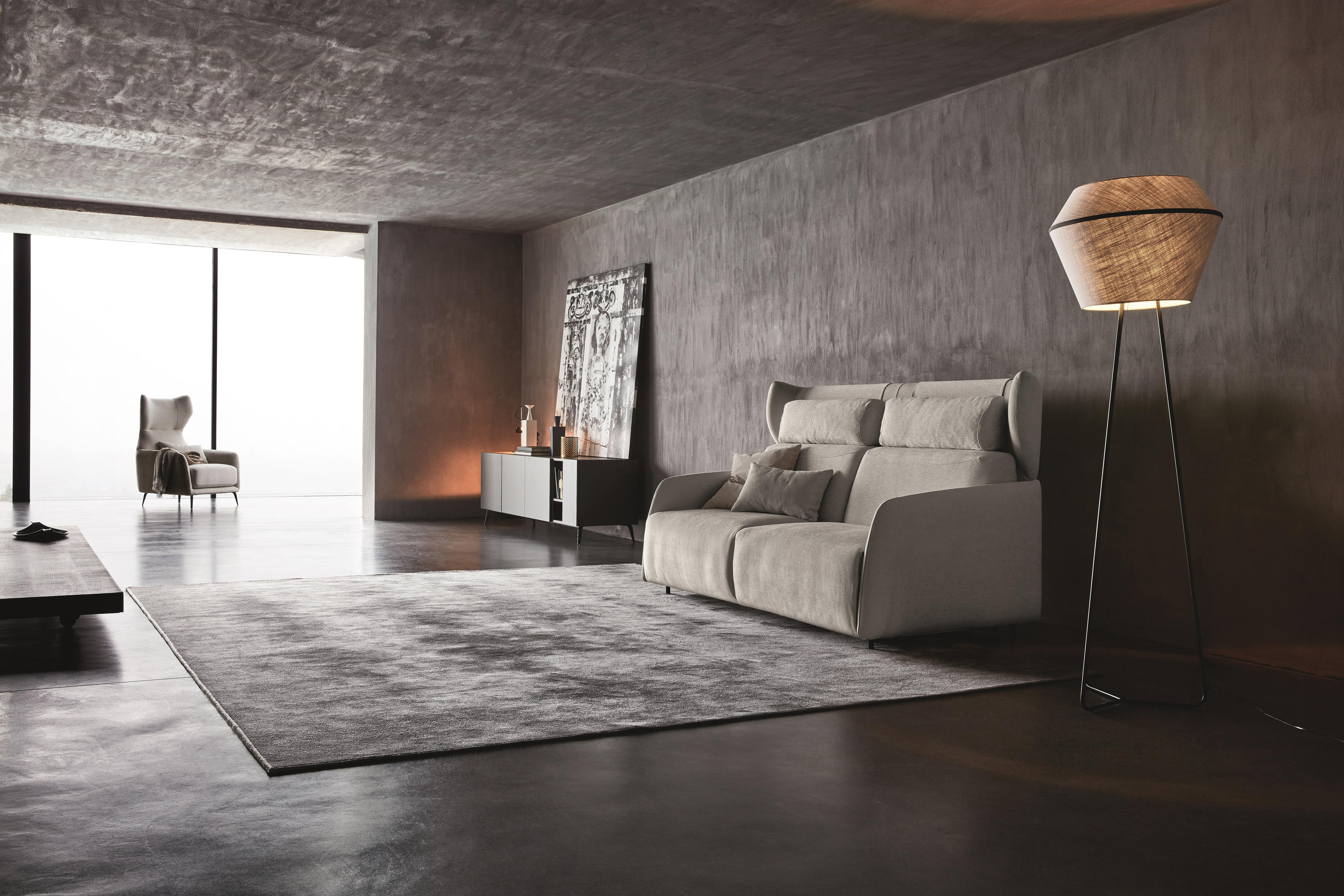 Dufflé Sofabed by DITRE ITALIA
