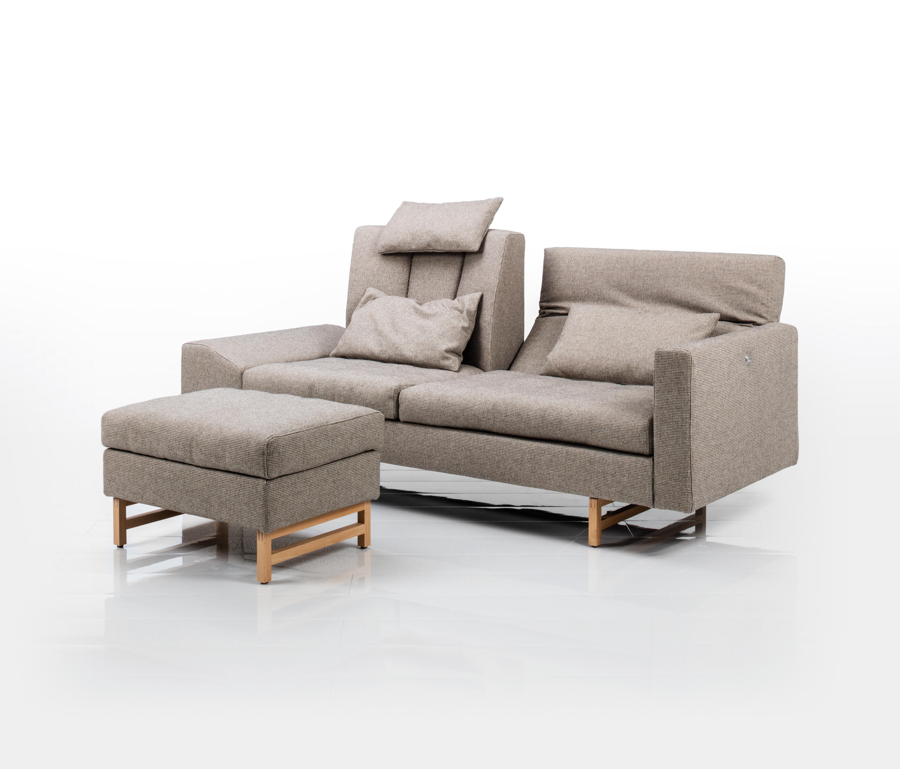 Embrace Seating Collection by Brühl
