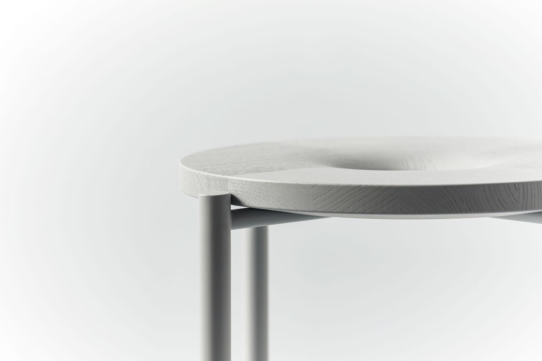 STL33 Barstool by Yusuke Watanabe