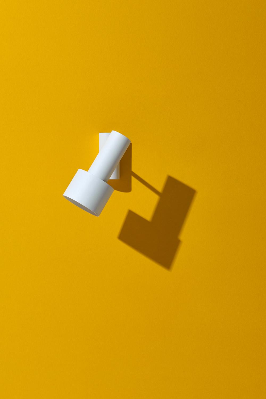 Tangent Wall Lamp by Frederik Kurzweg