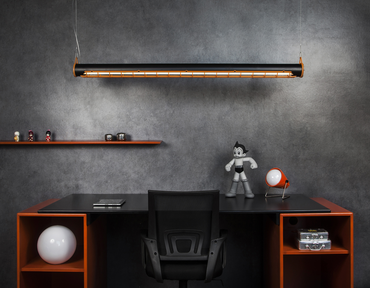 Astro Pendant Lamp by Studio Beam