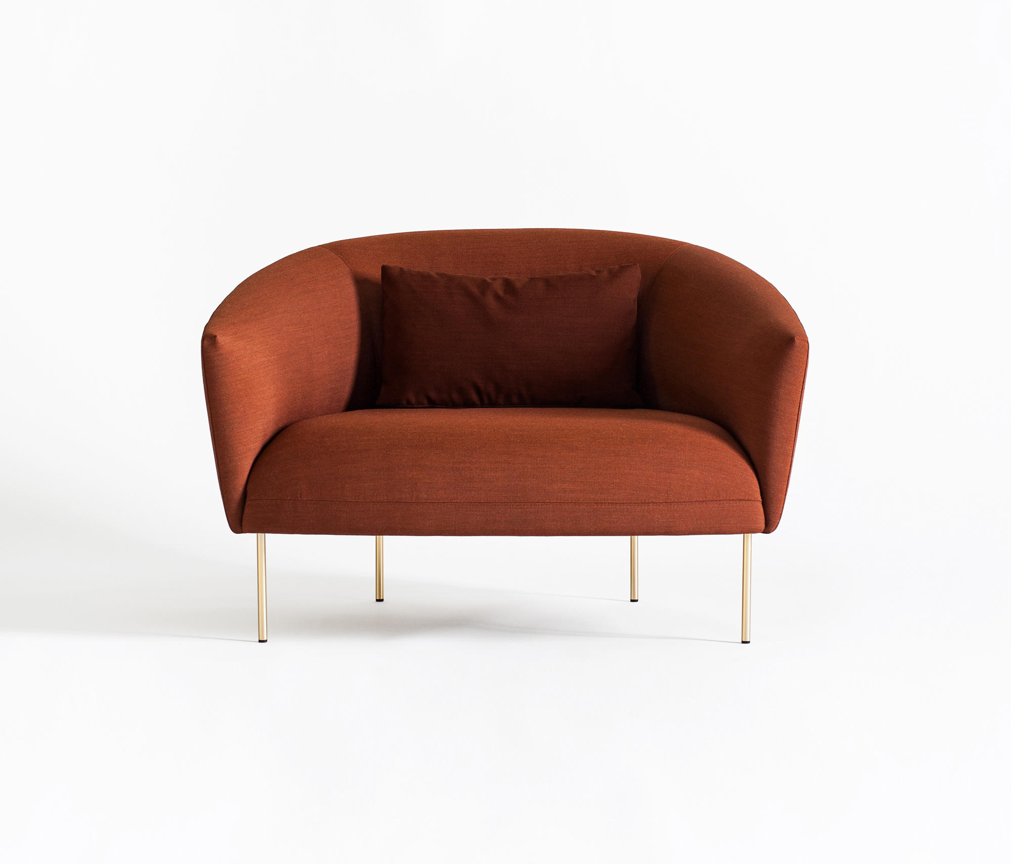 Roma Seating Collection by Jonas Wagell for Tacchini Italia
