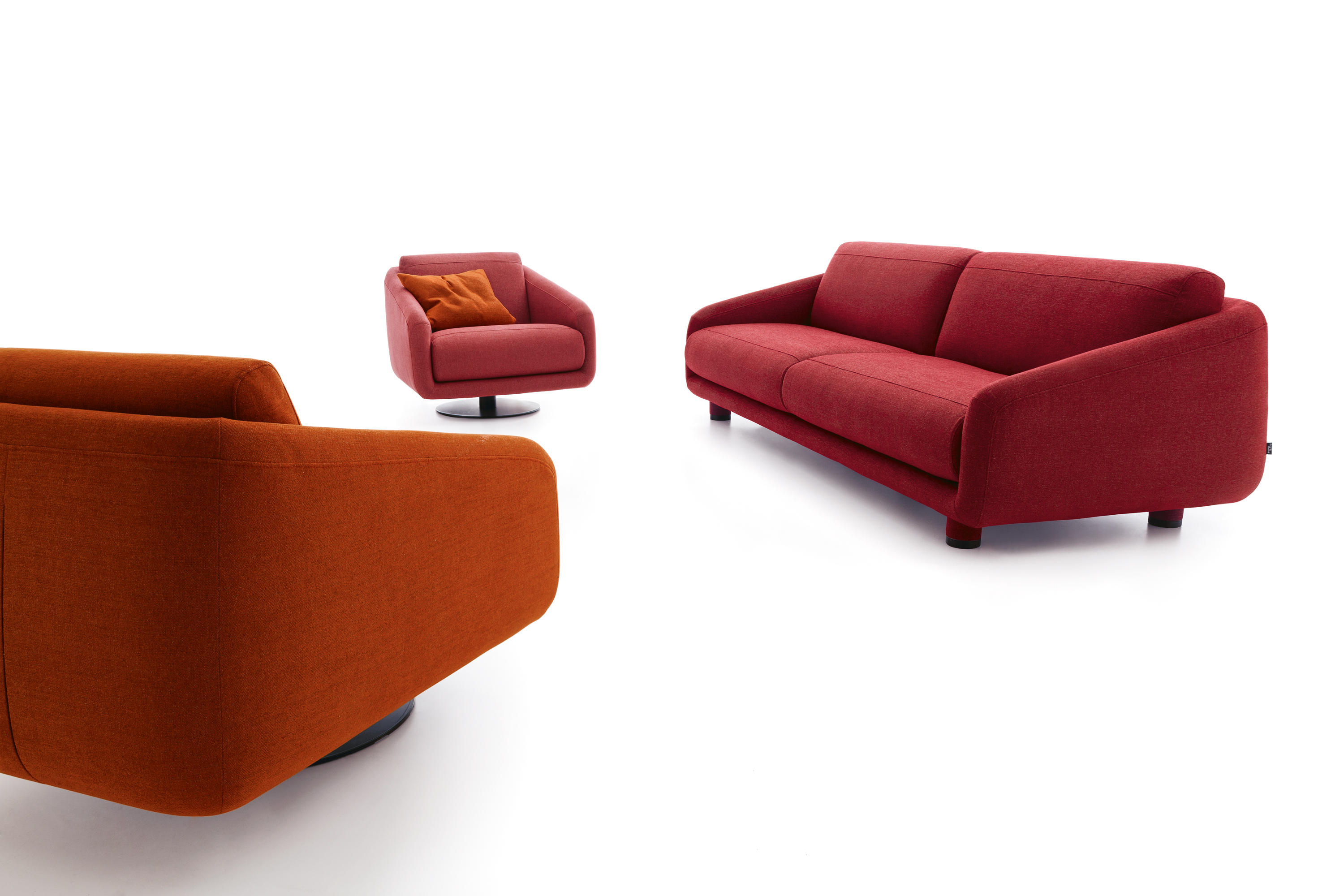 Class Sofa & Armchair by Carlo Colombo for DITRE ITALIA