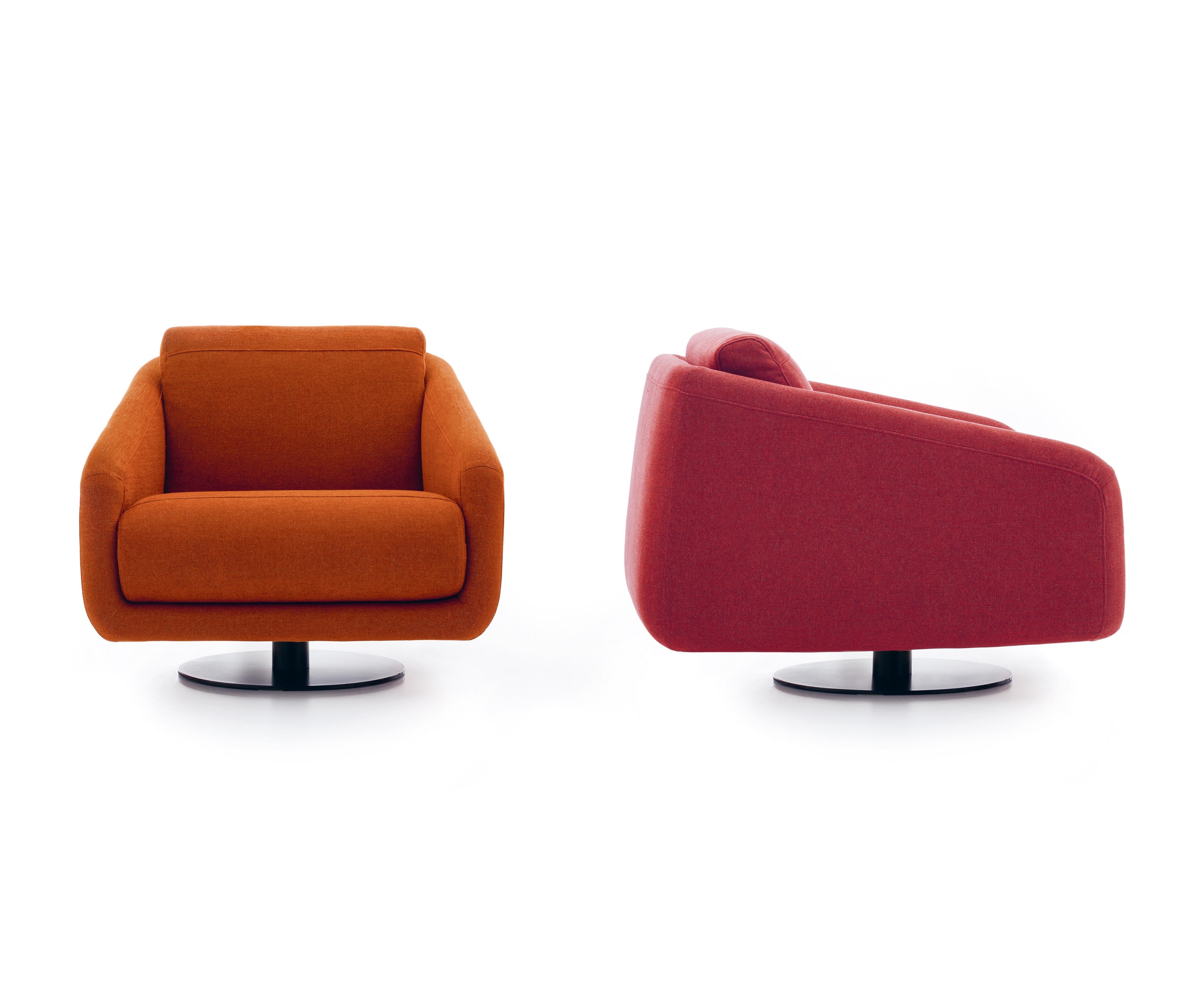 Class Armchair by Carlo Colombo for DITRE ITALIA