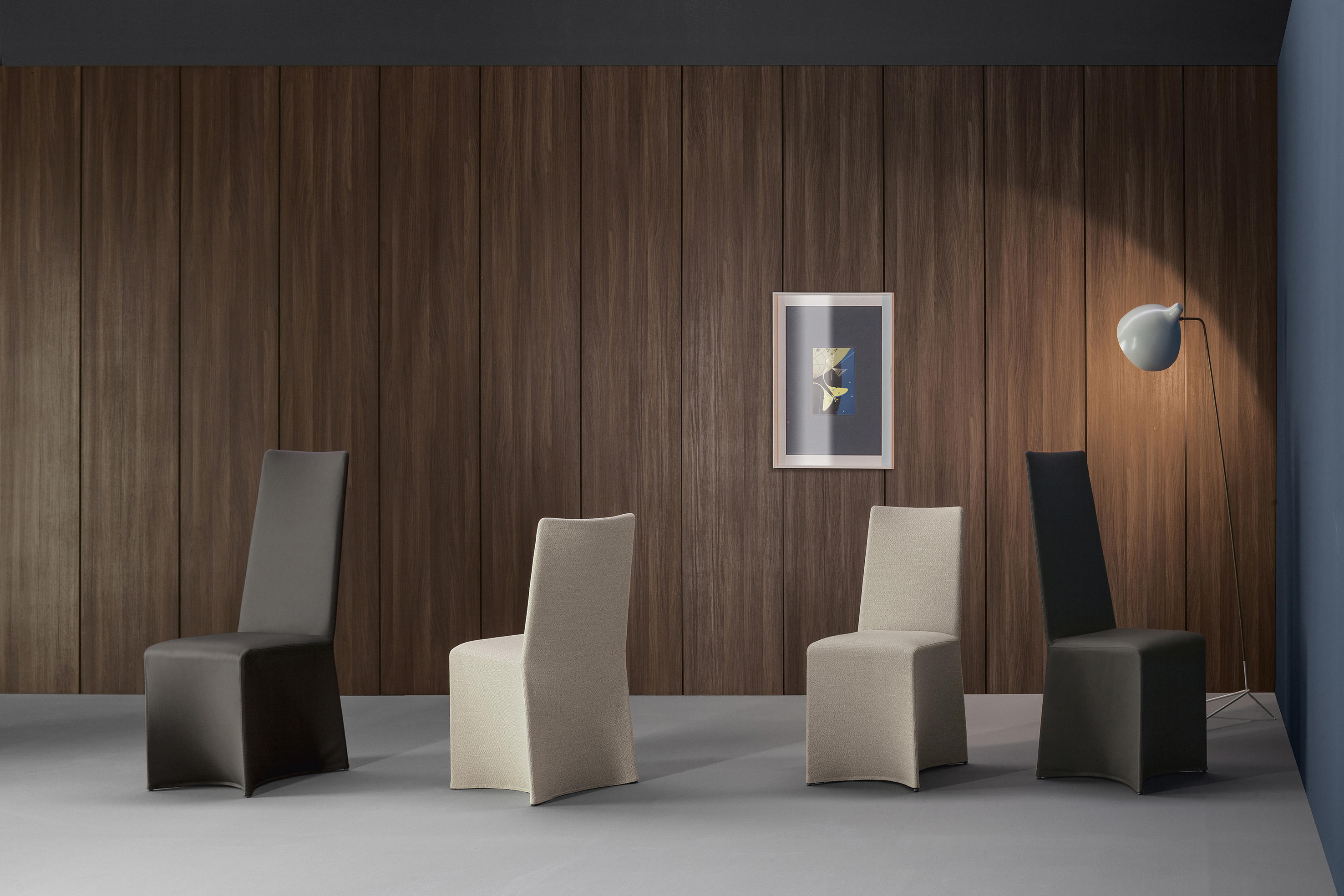 Liry Chair by Bartoli Design for Bonaldo