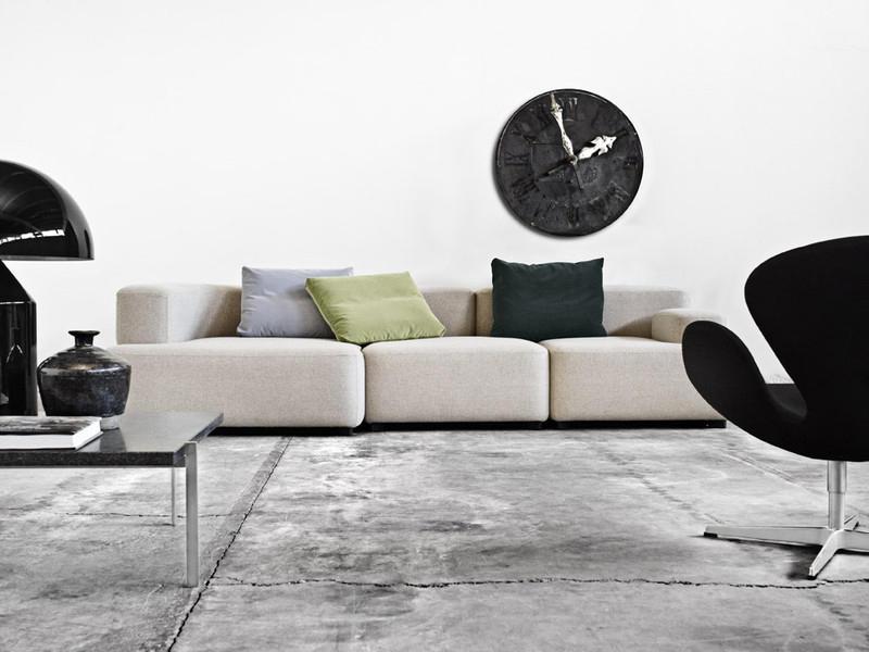 Alphabet Modular Sofa by Piero Lissoni for Fritz Hansen
