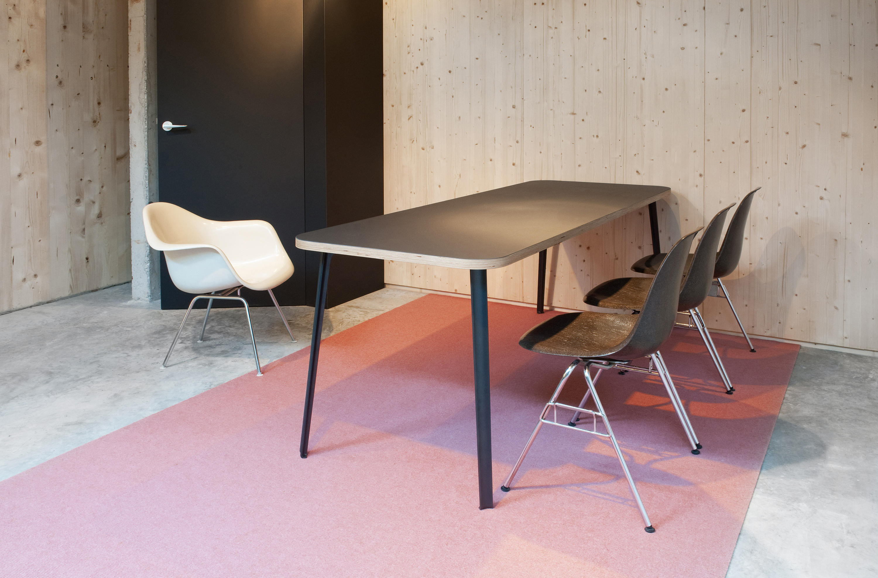 Canteen Table by Faust Linoleum