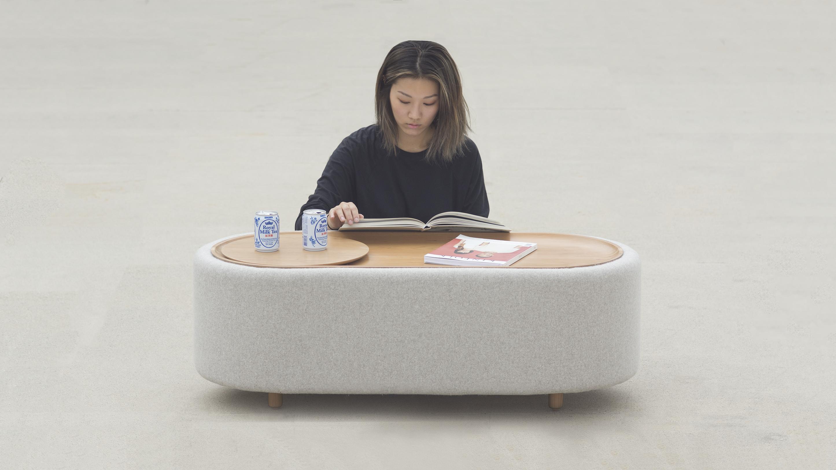 Lofe Coffee Table by Julie Hong