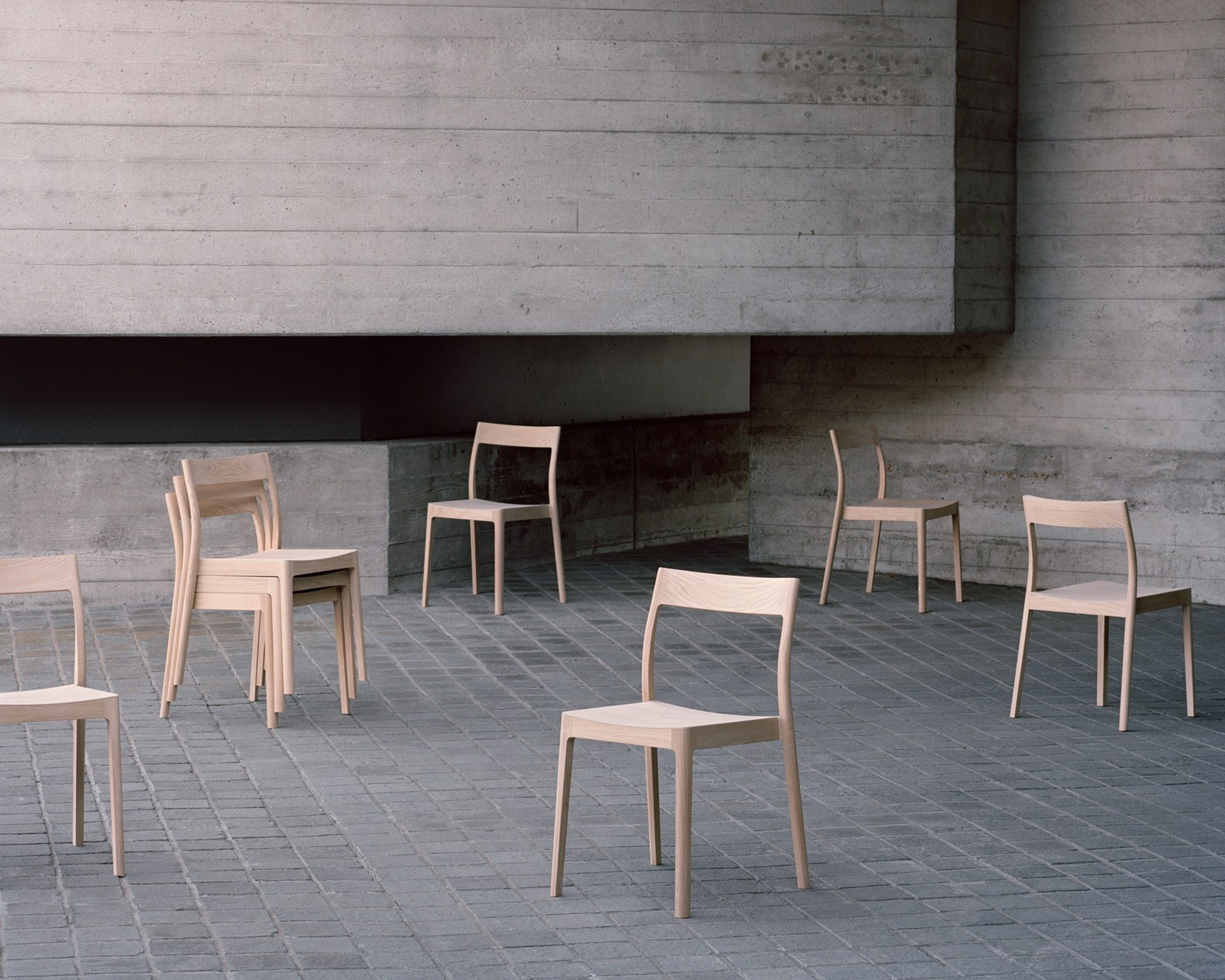 Ballot Chair by Edward Barber & Jay Osgerby for Isokon Plus