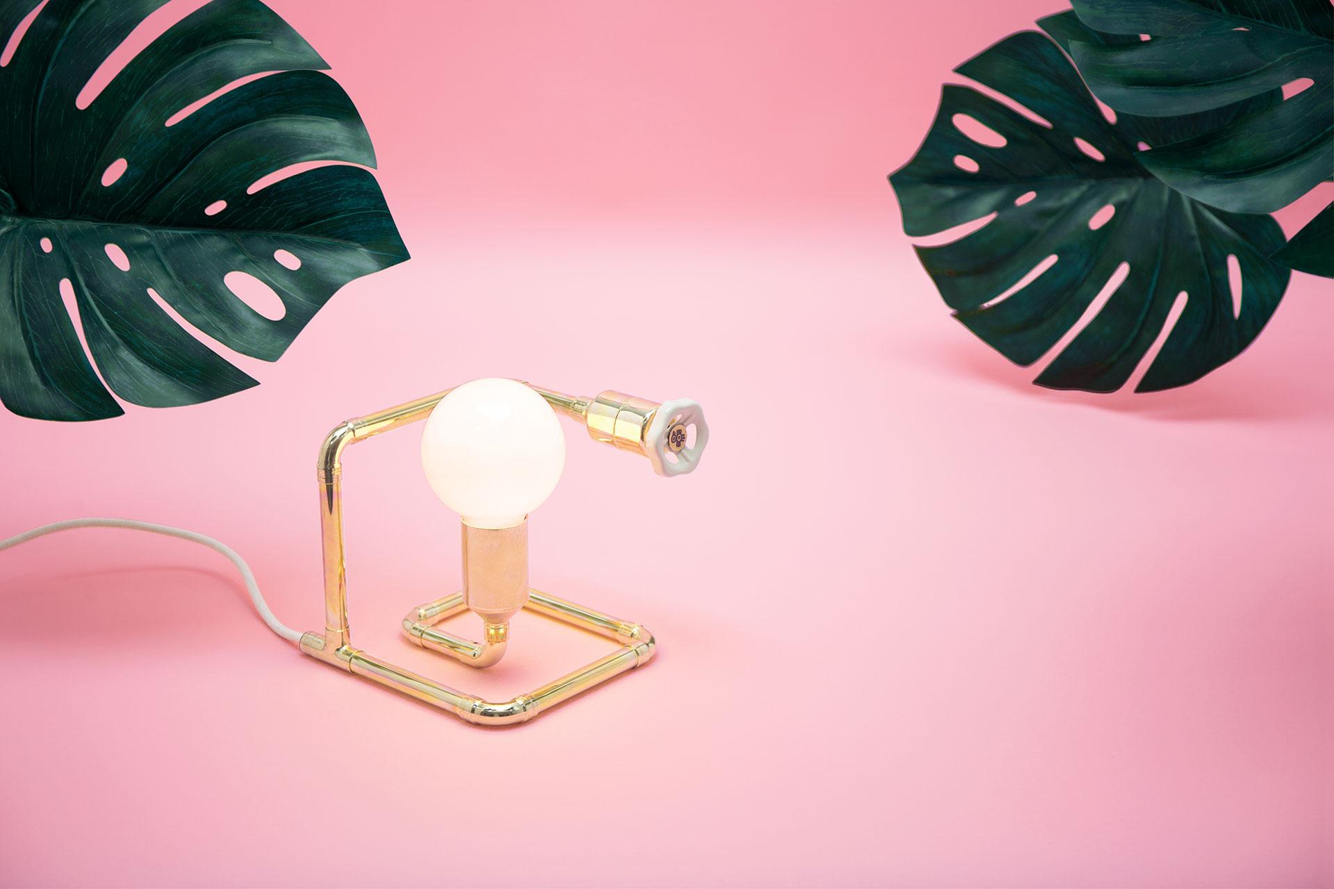 Zapalgo Stopo Dimmable Table Lamp