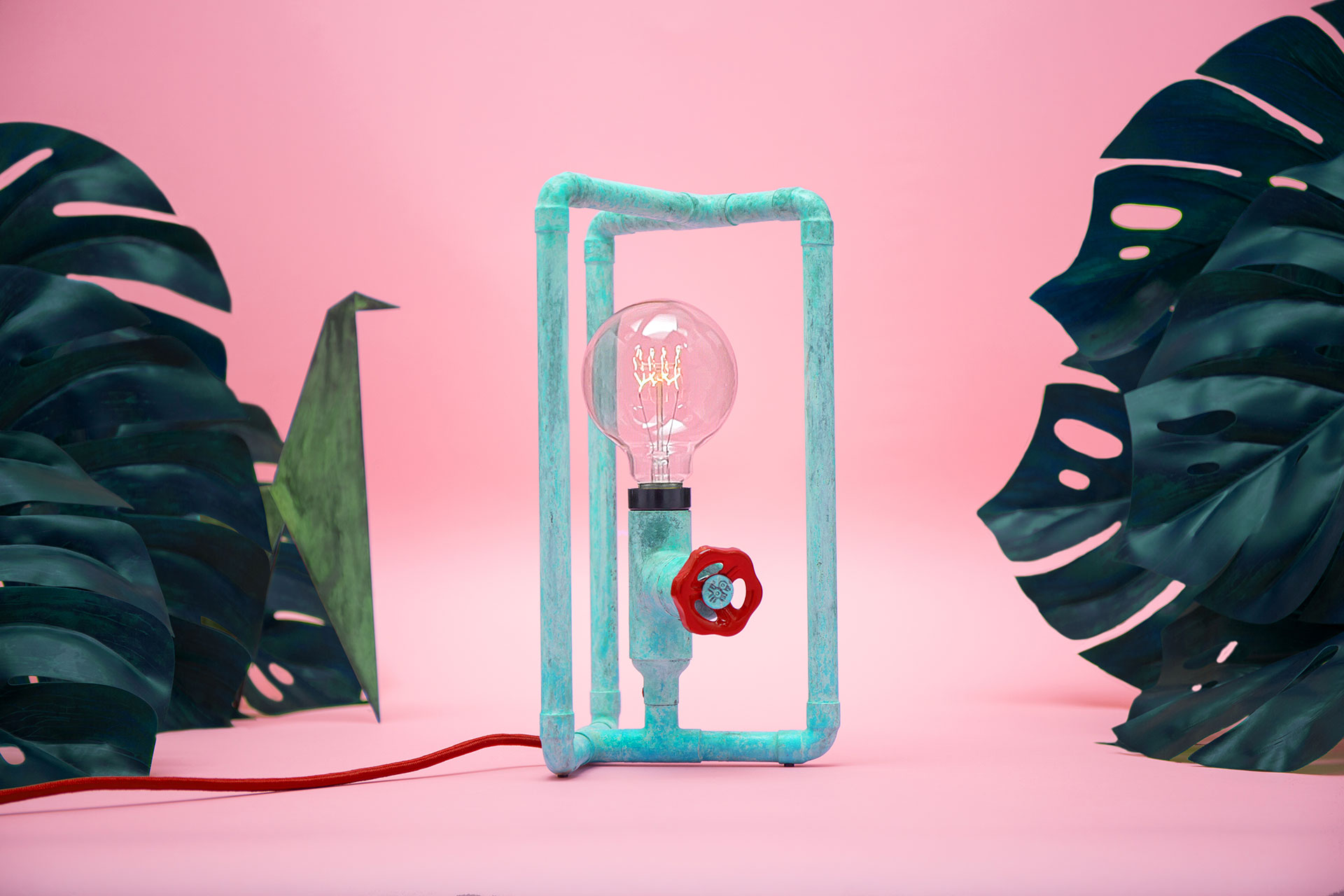 Zapalgo Tribo.K Dimmable Table Lamp
