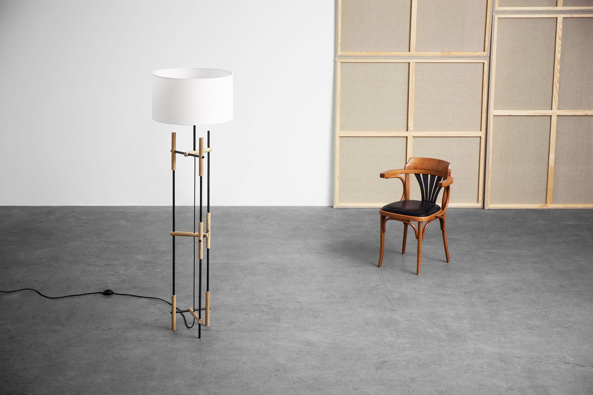 Zapalgo Yamato Floor Lamp