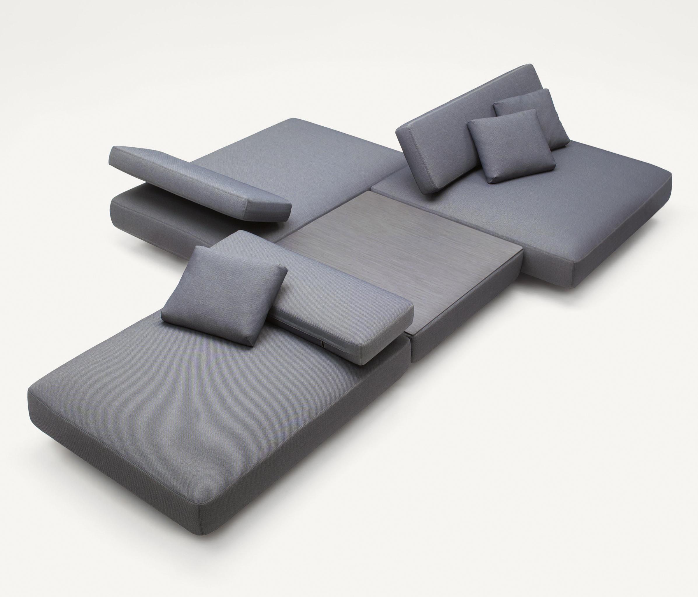 Agio Modular Sofa by Paola Lenti