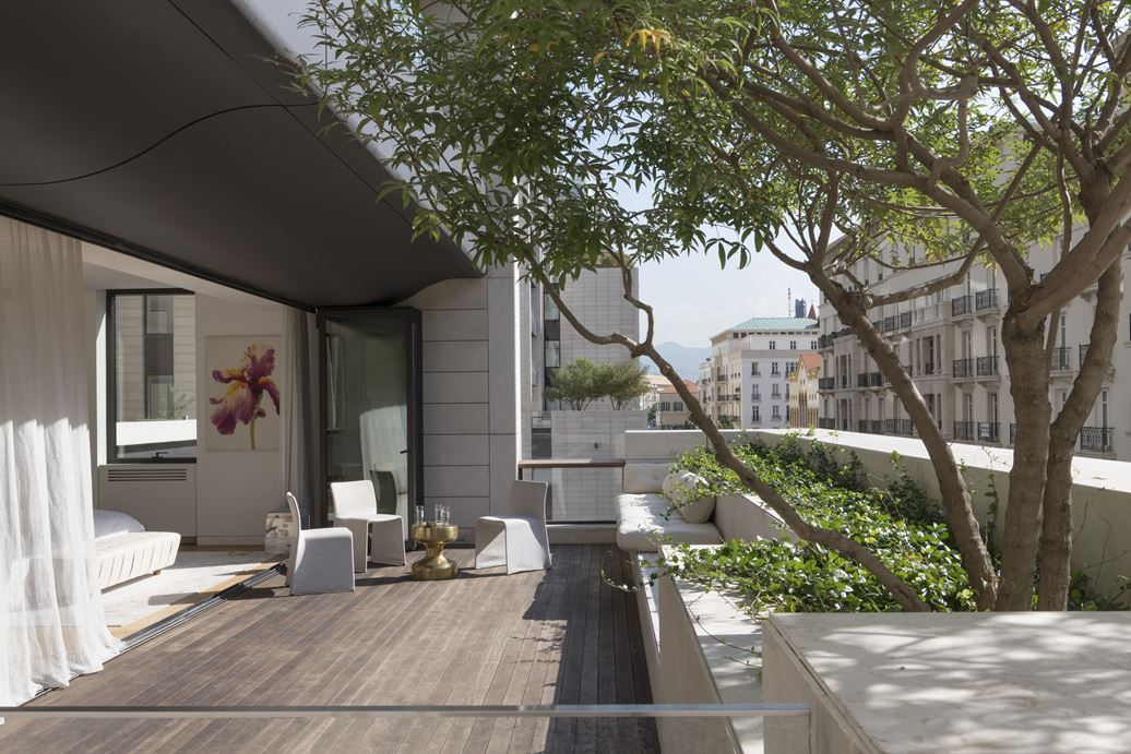 3Beirut Apartments in Beirut, Lebanon by Foster + Partners