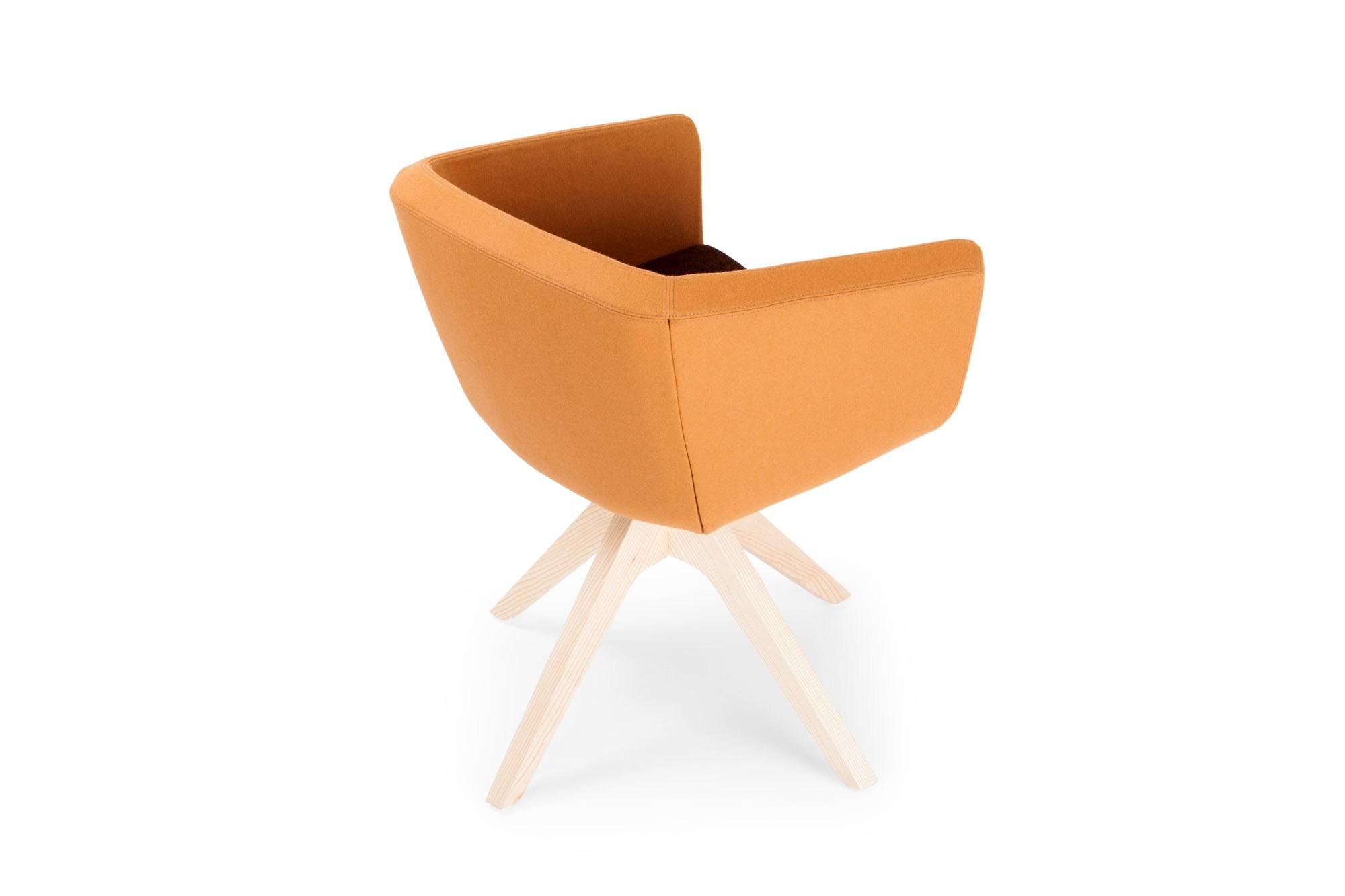 Arca Chair by Studio Orlandini for True Design