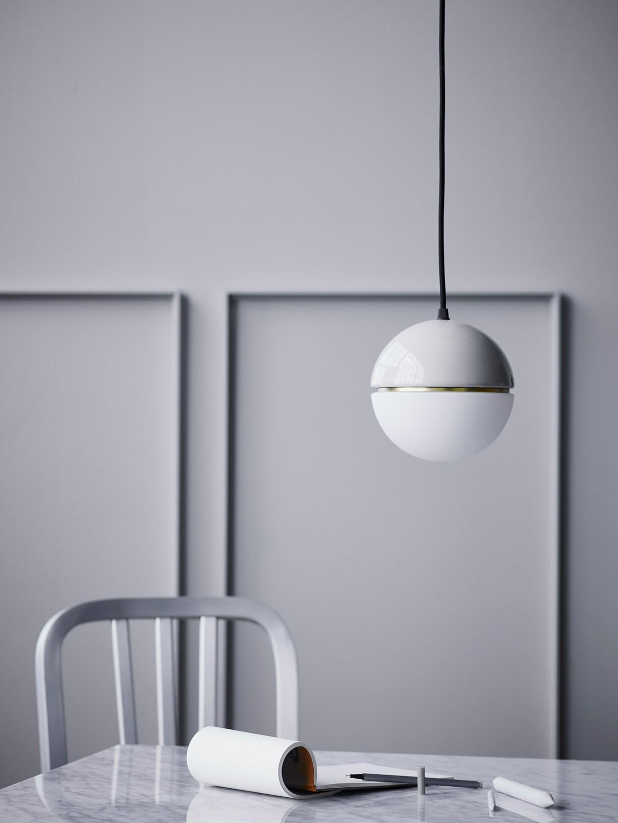 Macaroon Lamp by Christian Troels for Lucie Kaas