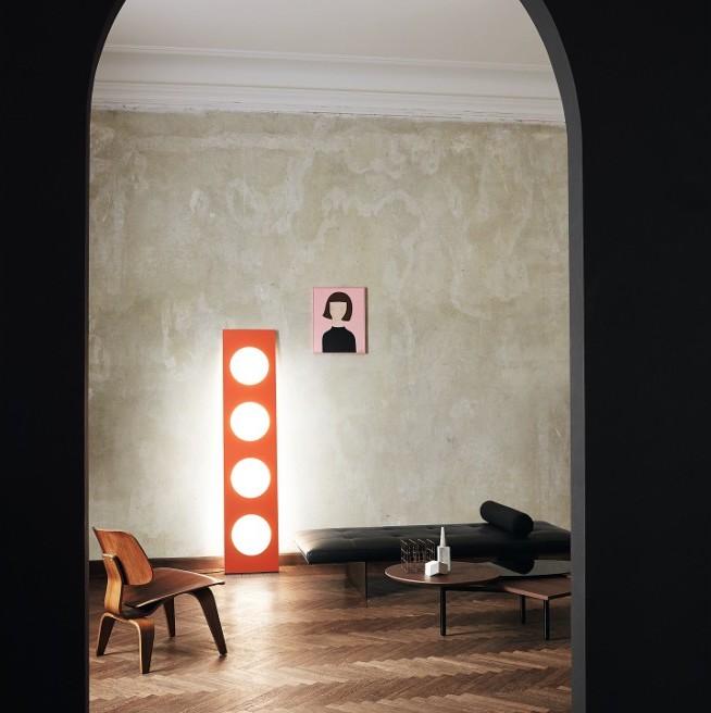 Dolmen Lamp by Ferruccio Laviani for Foscarini