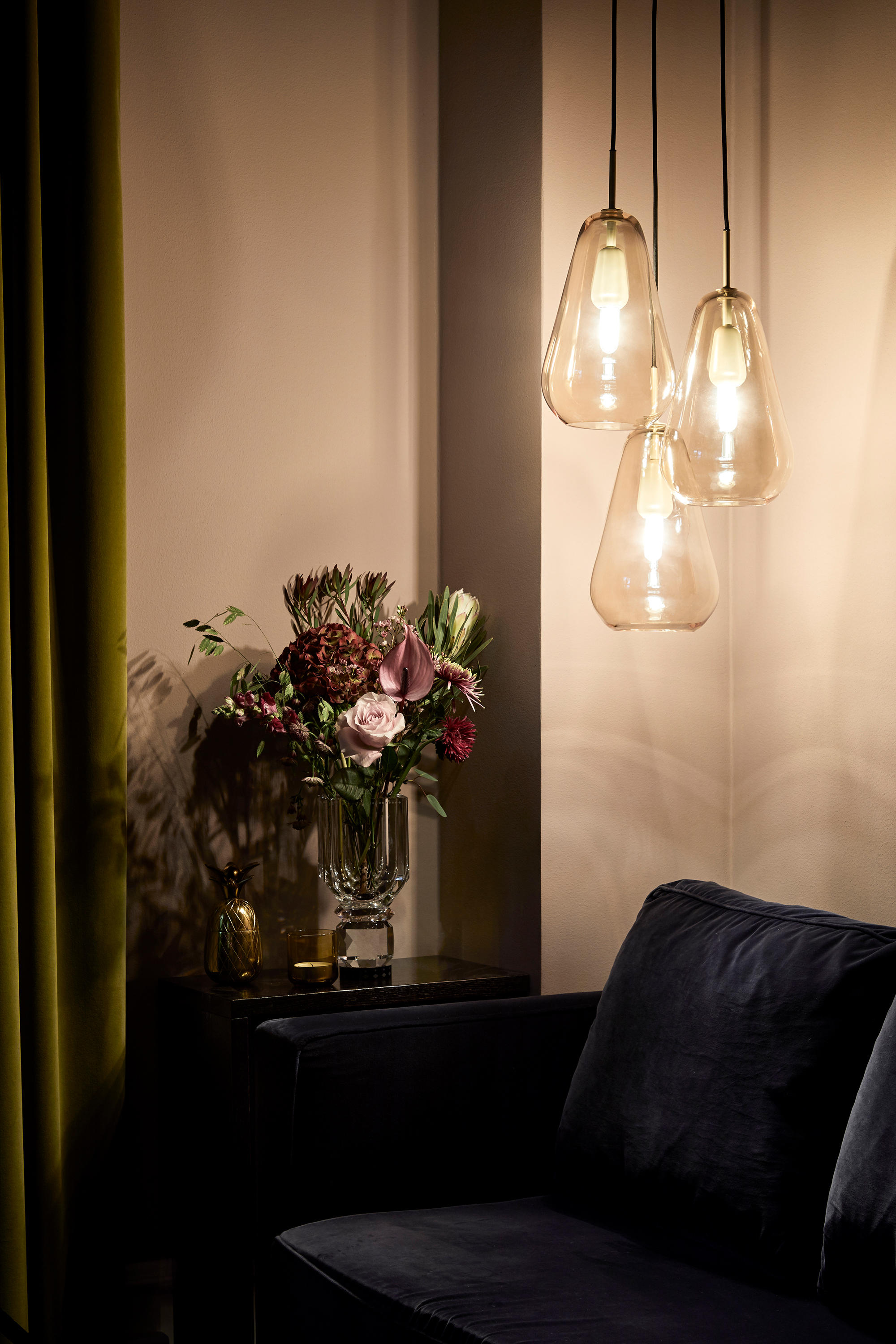Anoli Lamps by Nuura