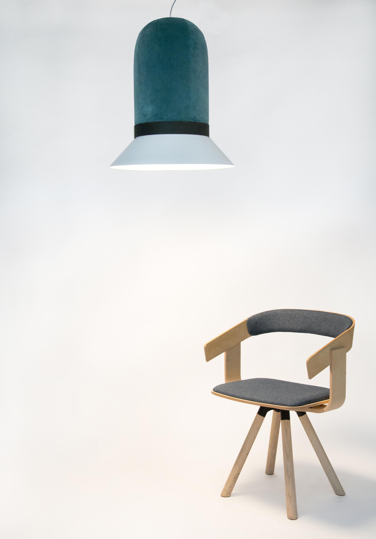 BuzziHat Pendant Lamp by BuzziSpace