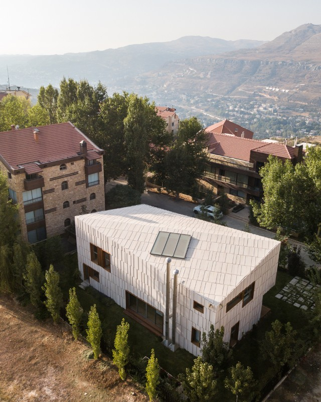 The Holiday Y Chalet by Paralx in Faraya, Lebanon