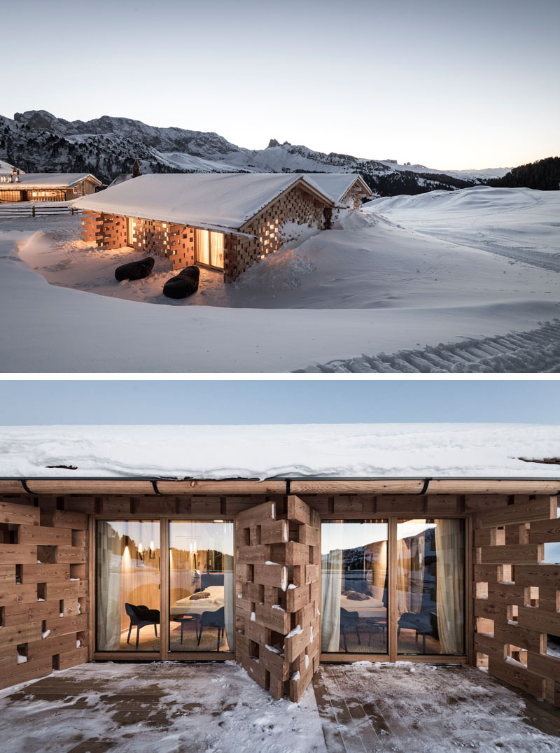 The Zallinger Refuge in Italy by noa