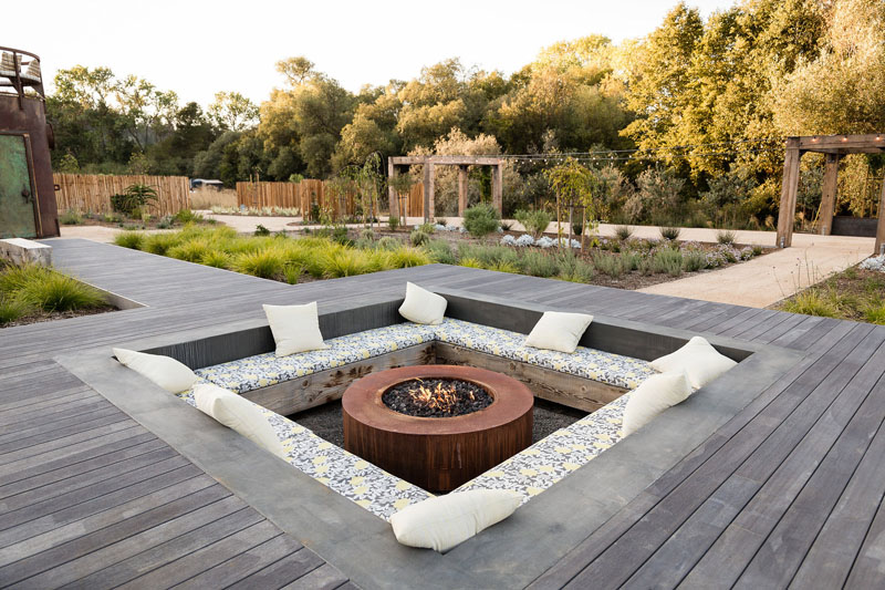 A Unique Backyard Oasis by Jake Moss