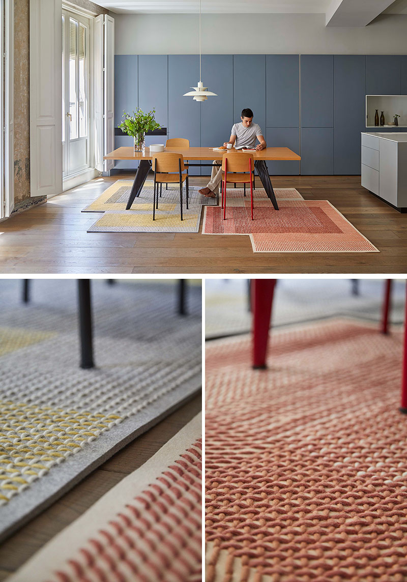 Canevas Geo Collection by Charlotte Lancelot and GAN