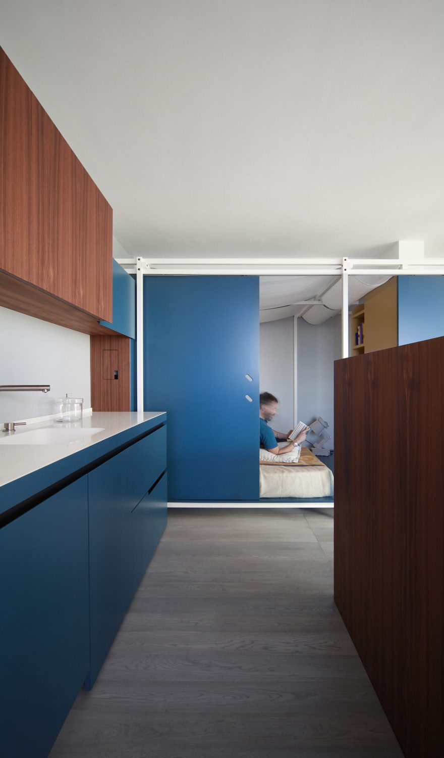 Small Holiday Apartment by UdA