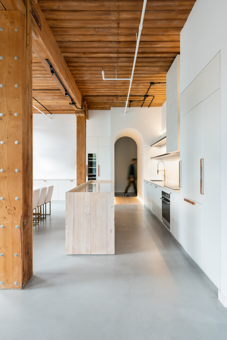 Candy Loft by StudioAC in Toronto, ON, Canada