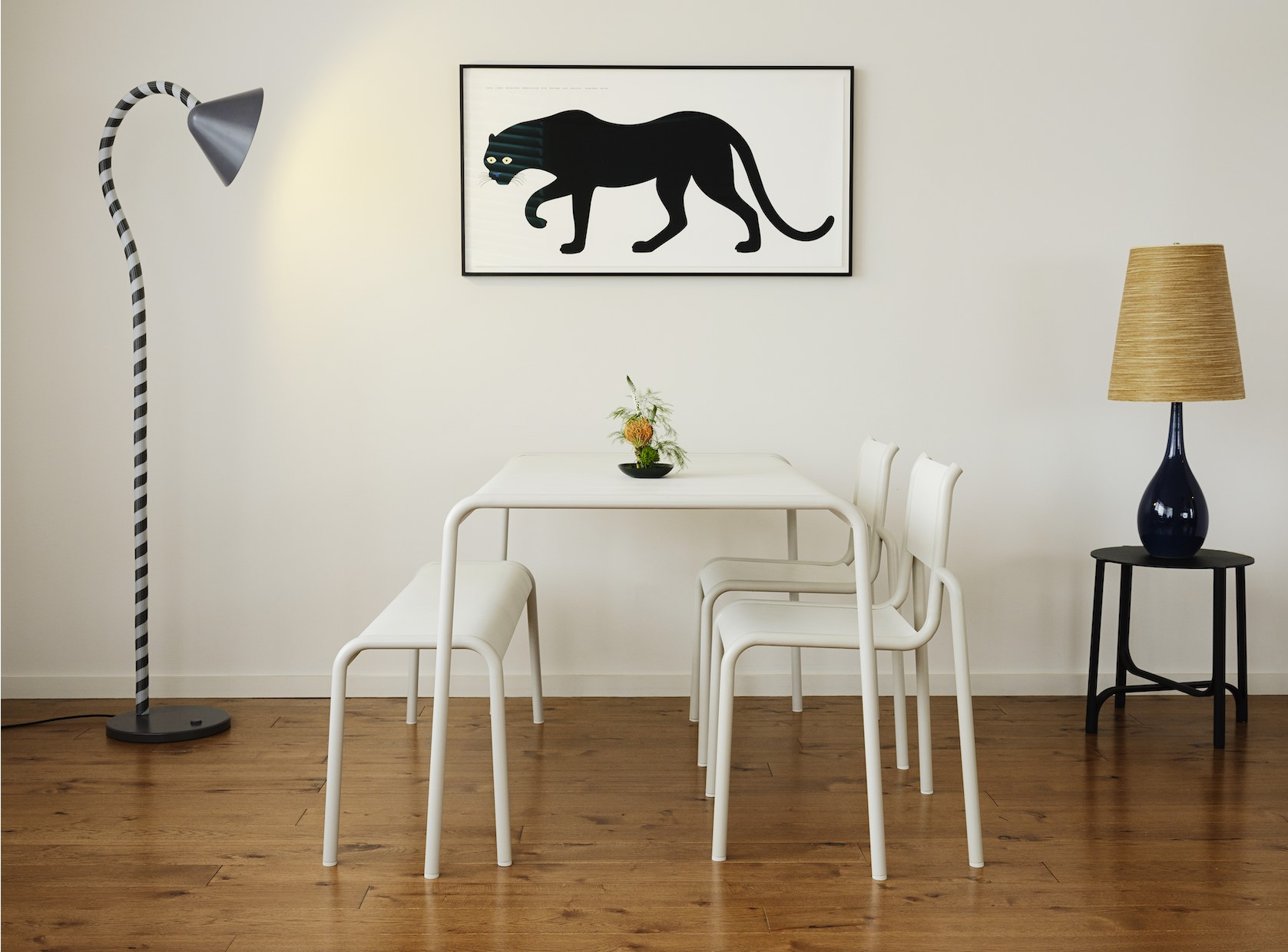 """Minimalist Collection of Furniture Pieces """"Pal Series"""" by Jamie Wolfond"""