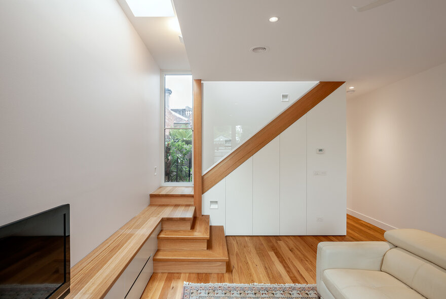 Treehouse Terrace House by Green Sheep Collective Melbourne, Australia