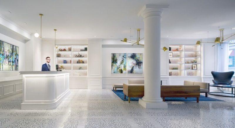 Amazing Walper Hotel Design in Kitchener, Ontario, Canada