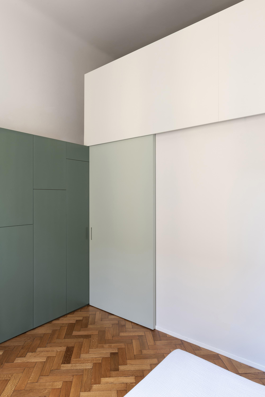 Apartment in Porta Venezia, Milan, Italy by studio wok