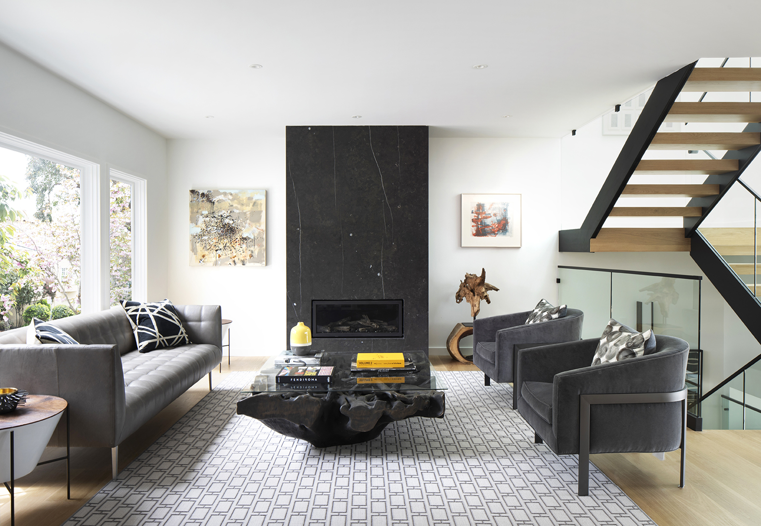 19th Street House in San Francisco, CA by John Lum Architecture