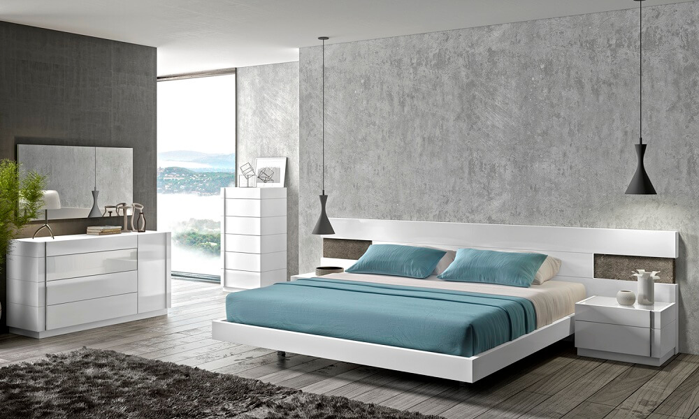 Amora Premium Bedroom Set Buy Online At Best Price   SohoMod Good Looking