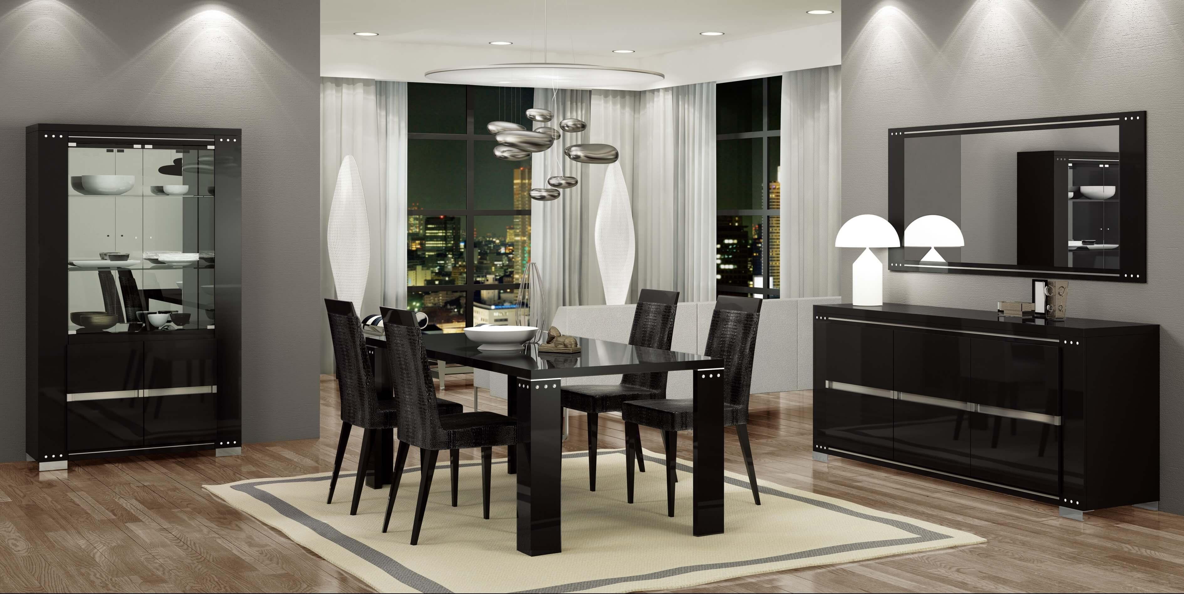 armonia diamond dining room set black buy online at best price armonia diamond dining room set black buy online at best price sohomod