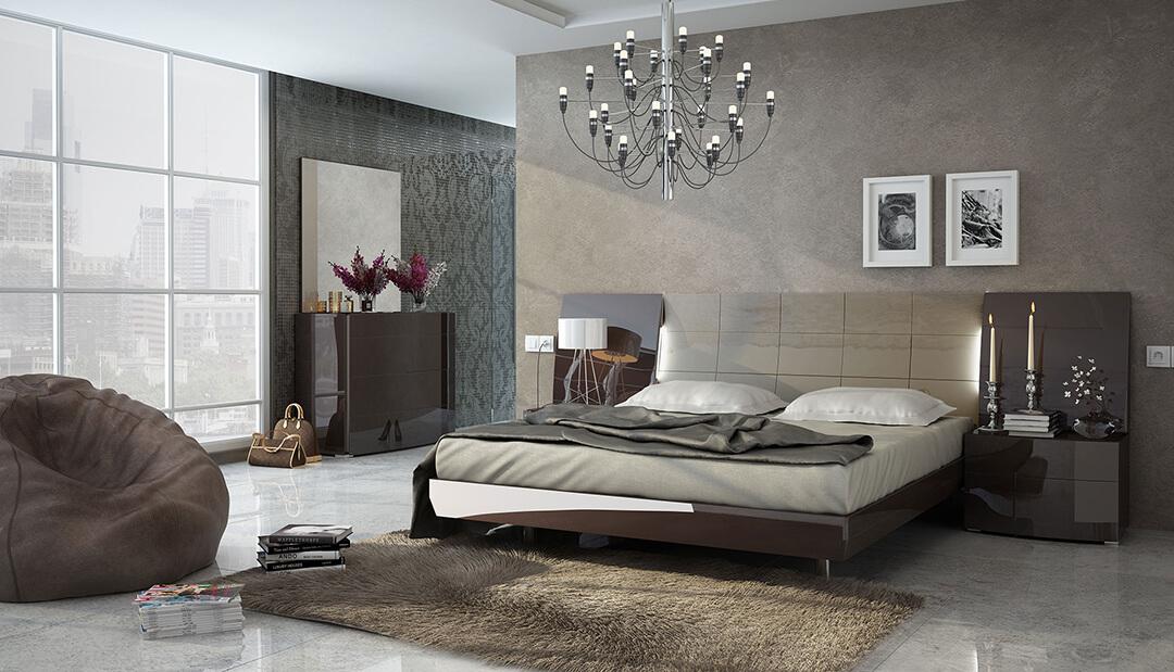 Barcelona Bedroom Set Buy Online at Best Price - SohoMod
