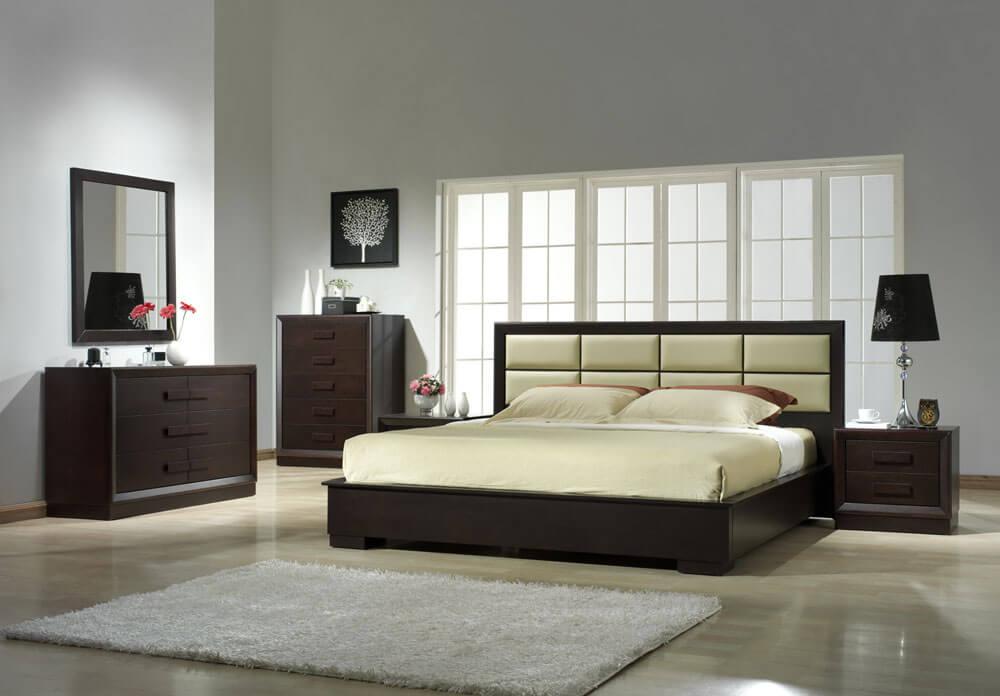 Marvelous Boston Bedroom Set Buy Online At Best Price   SohoMod